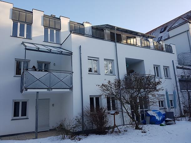 Herrenplatz 4 in Regensburg (8 Wohnungen, 8 TG-Stellplätze)