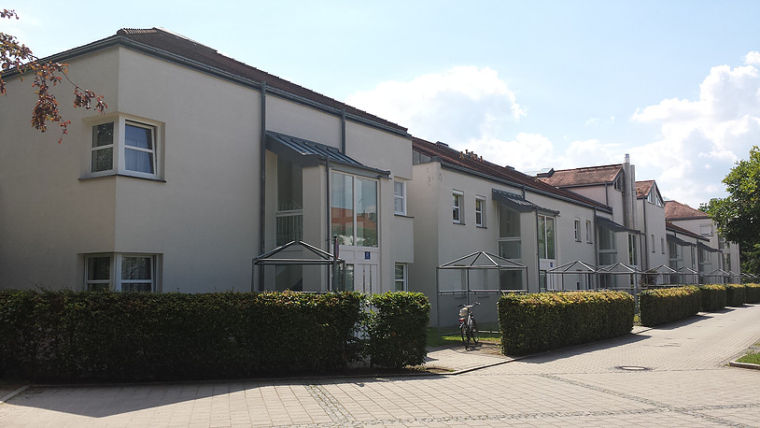 Donauerweg 1-7, Thannsteinweg 2-12 (54 Wohnungen und 54 Tiefgaragenstellplätze)