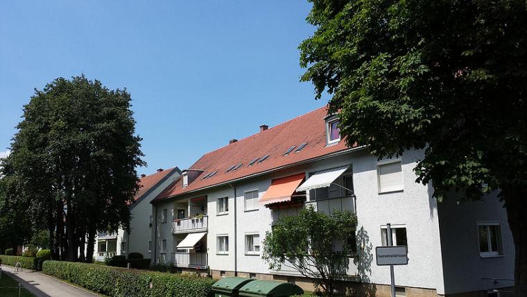 Am Kumpfmühler Kastell 4-4c (20 Wohnungen und 6 Garagen)